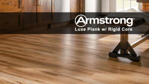 Armstrong LUXE Luxury Vinyl Plank Review