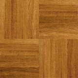 Armstrong Hardwood Flooring Urethane Parquet - Wood Backing Honey (Natural & Better Grade) HCHW-111140