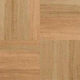 Armstrong Hardwood Flooring Urethane Parquet - Wood Backing Unfinished (Contractor/Builder Grade) HCHW-112190