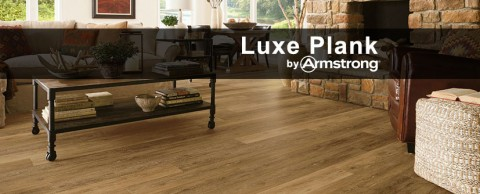 Armstrong LUXE plank LVP Review