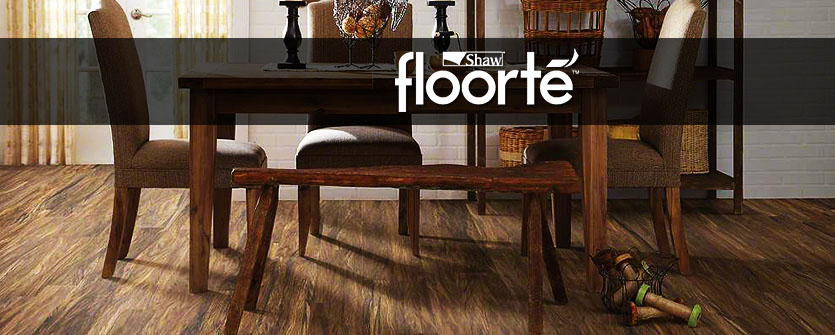 floorte waterproof wood plastic composite flooring by shaw