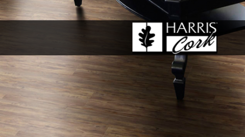 Harris Luxury Vinyl Cork Review