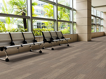 all hollytex commercial carpet tile has an antistatic rating to help protect electronics