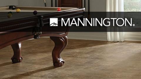 Mannington Luxury Vinyl Sheet Flooring Review