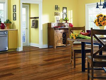 mohawk kahala strand rustic baked natural uniclic bamboo flooring review