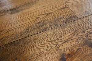 DuChateau hardwood flooring wax oil finish