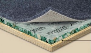 Stainmaster PetProtect Moisture Cushion Diagram
