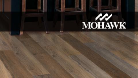 Mohawk rare vintage laminate flooring review american for Mohawk flooring reviews