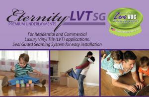 Eternity LVT SG Underlayment