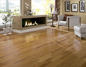 Triangulo Hardwood engineered flooring
