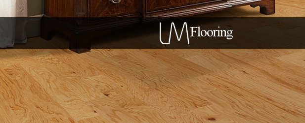 LM hardwood flooring red oak natural