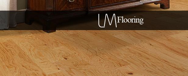 LM hardwood flooring red oak natural
