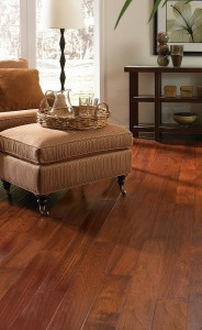 LM hardwood flooring brazilian cherry