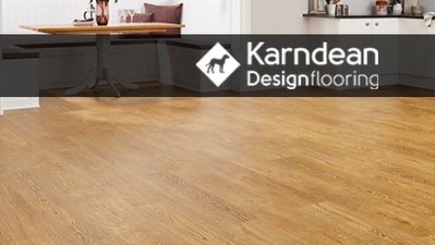 Karndean Korlok Vinyl Floor Review