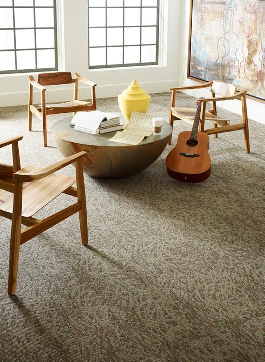 Philadelphia Queen Commercial carpet tile