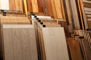 hardwood flooring collection