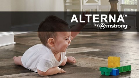 Armstrong Alterna  Flooring Reviews | Alterna Offers Luxury and Looks