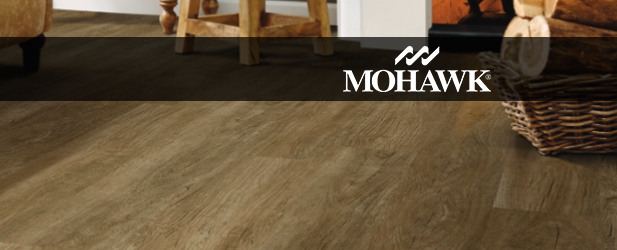 Mohawk Smart Select luxury vinyl flooring plank