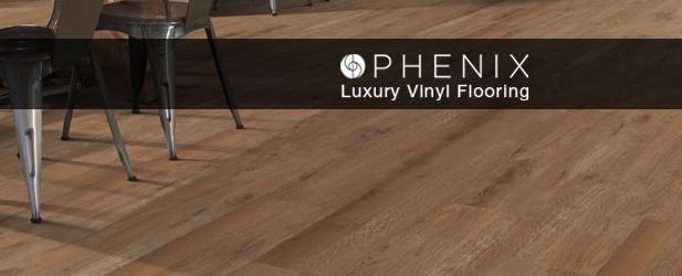 Phenix luxury vinyl flooring