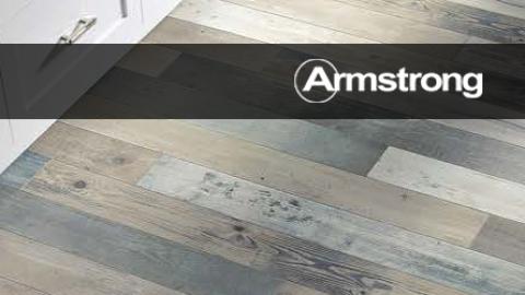Armstrong PRYZM Flooring Hybrid Luxury Vinyl Review
