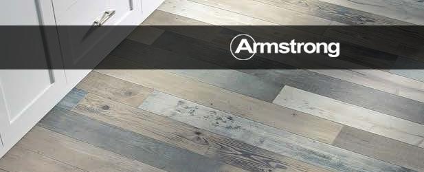 Armstrong PRYZM luxury vinyl plank flooring