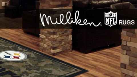 Milliken NFL Team Rug Review